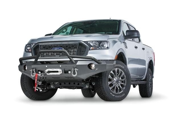 Truck Front Bumper >> Ascent Front Bumper For 2019 Ford Ranger 103465