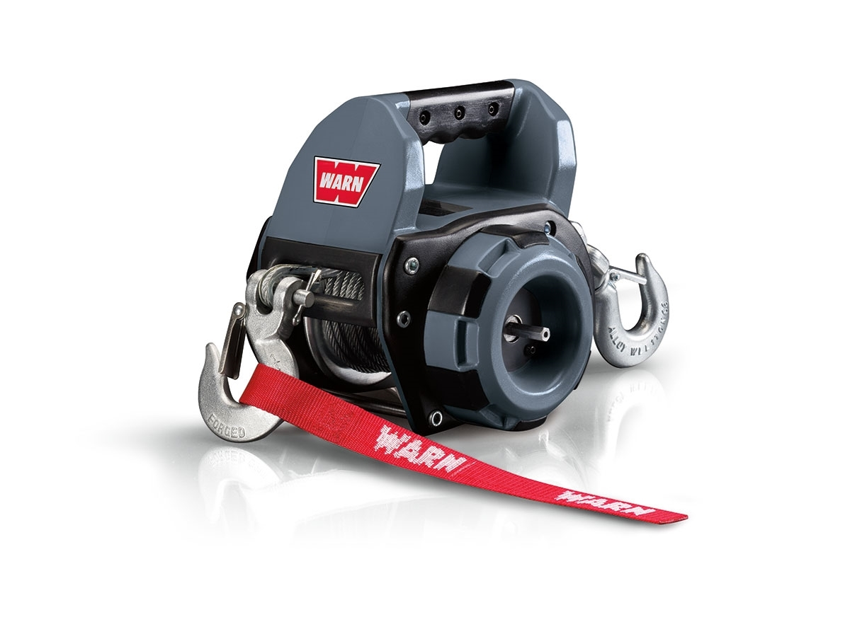 DRILL WINCH - 750LBS CAPACITY - STEEL ROPE- 101570