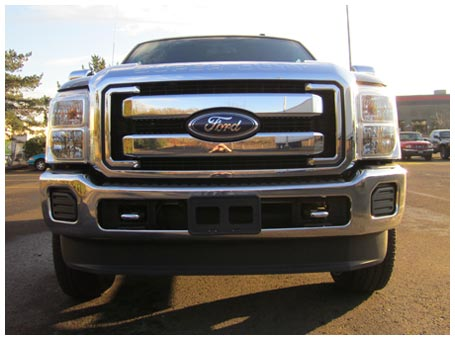 2011 Ford Super Duty F250