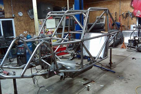 Mike Colville's Rock Buggy