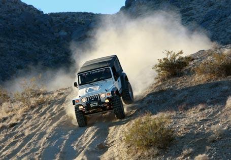 WARN Jeep Wranger Unlimited
