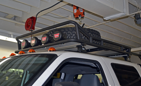 Ford F-350 Super Duty Roof Rack