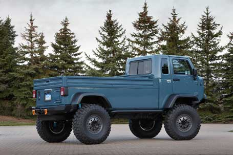 Jeep Mighty FC Concept