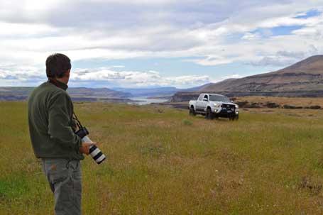 Columbia River Gorge Photo Shot