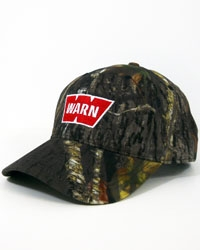 WARN Mossy Oak Camo Hat