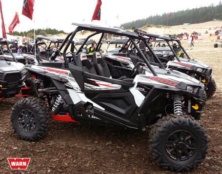 2014 Polaris RZR XP 1000 at Dunefest