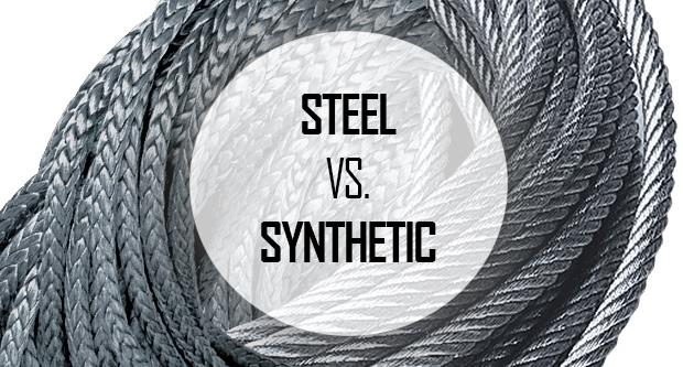 Synthetic Vs. Steel