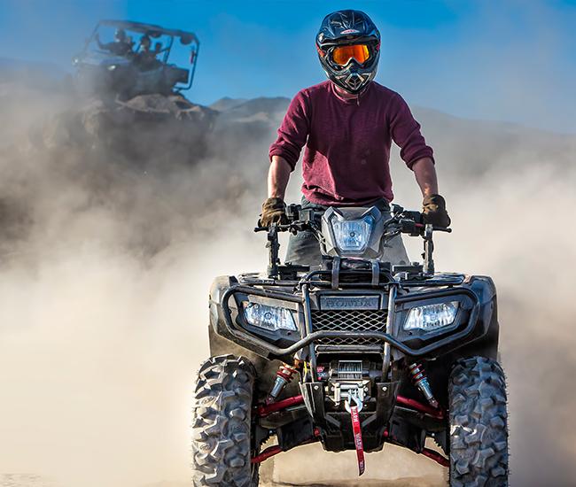 VRX Dust Lifestyle Image