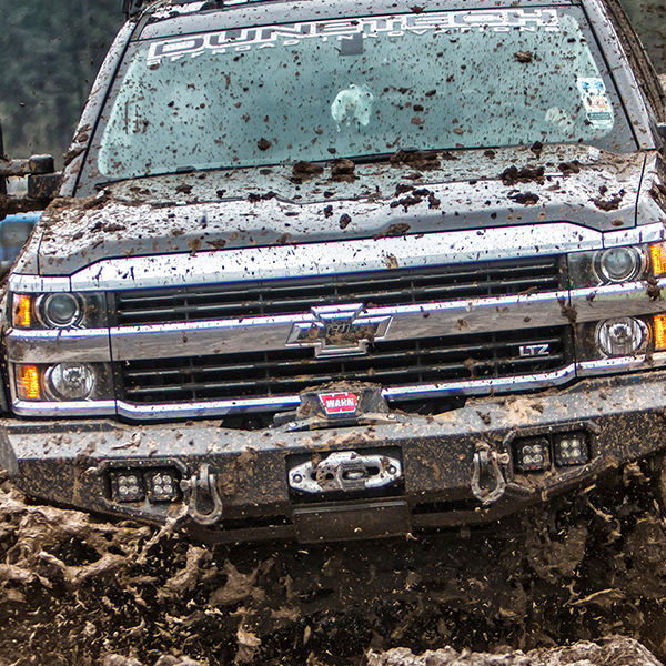 Truck Winch Bumpers, Jeep Bumpers | WARN Industries | Go